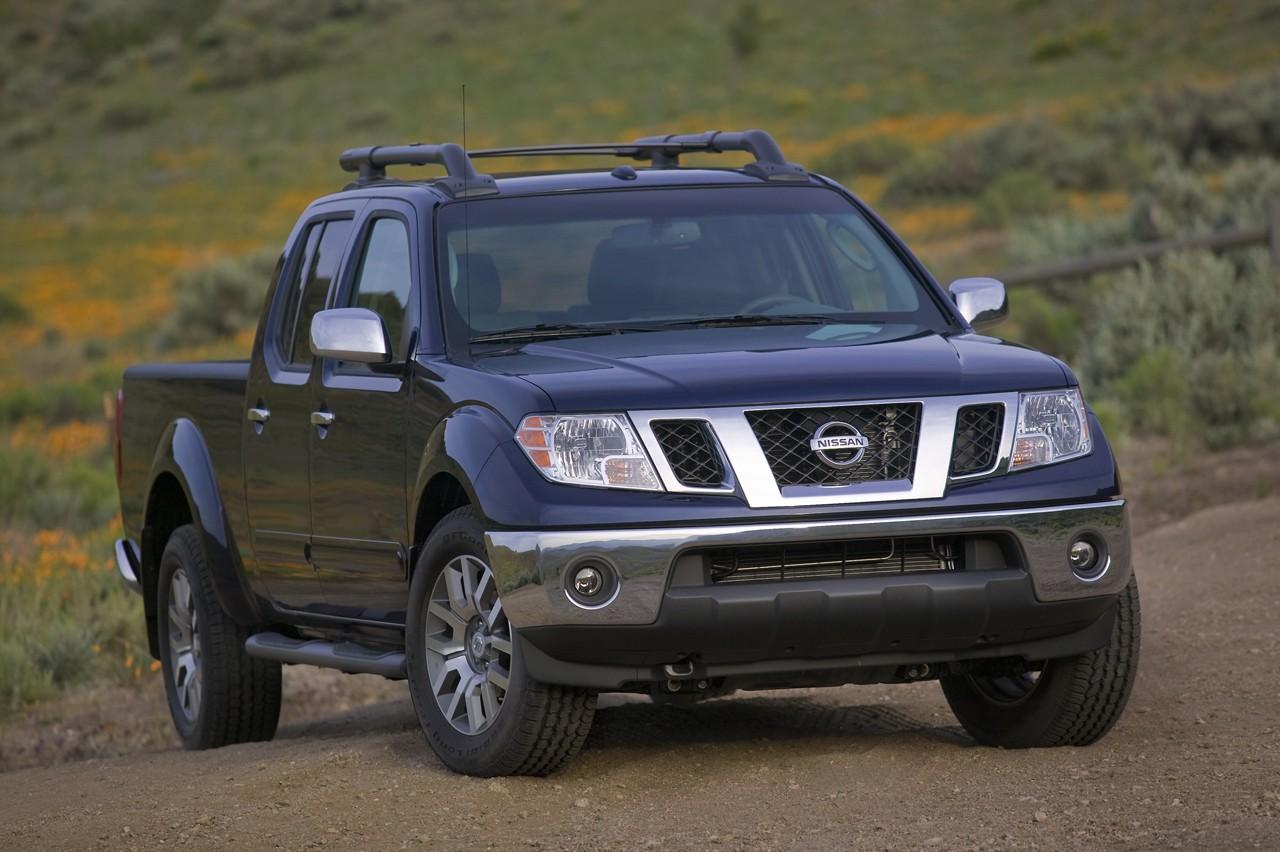 Recall: Nissan convoca proprietários da picape Frontier