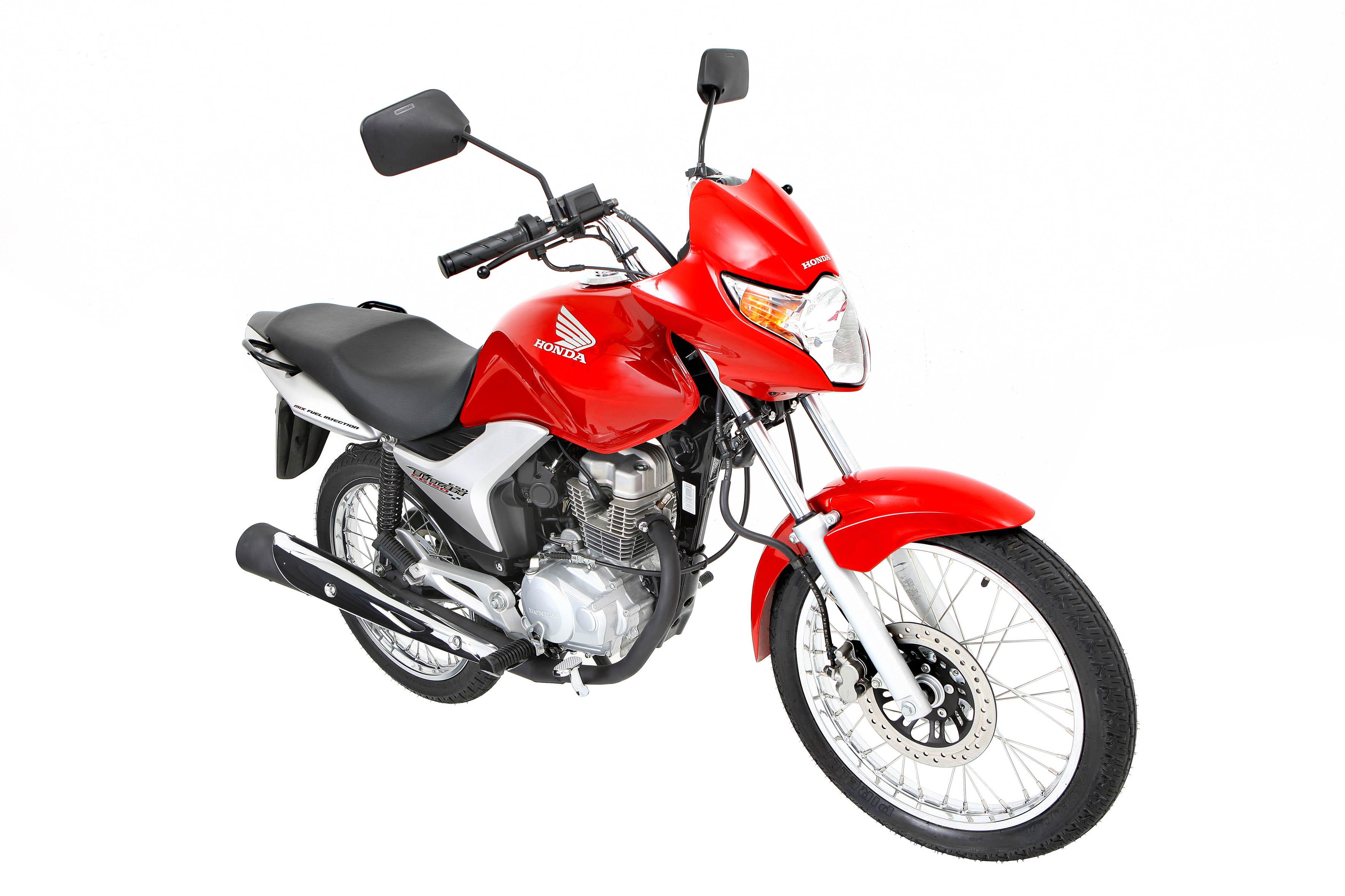 foto modelo moto: