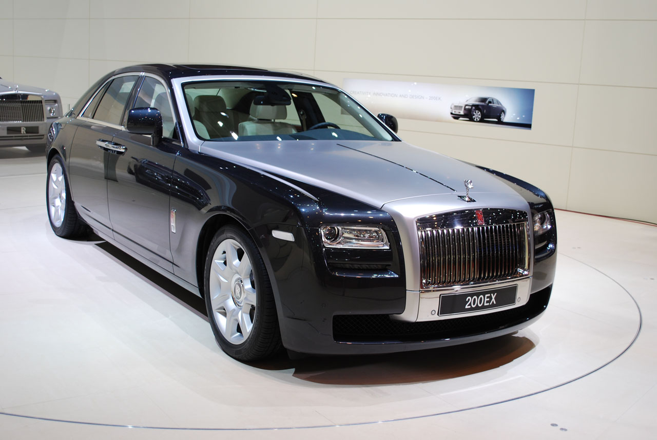 Extreme Tuning 2 0 Hist 243 Ria Rolls Royce