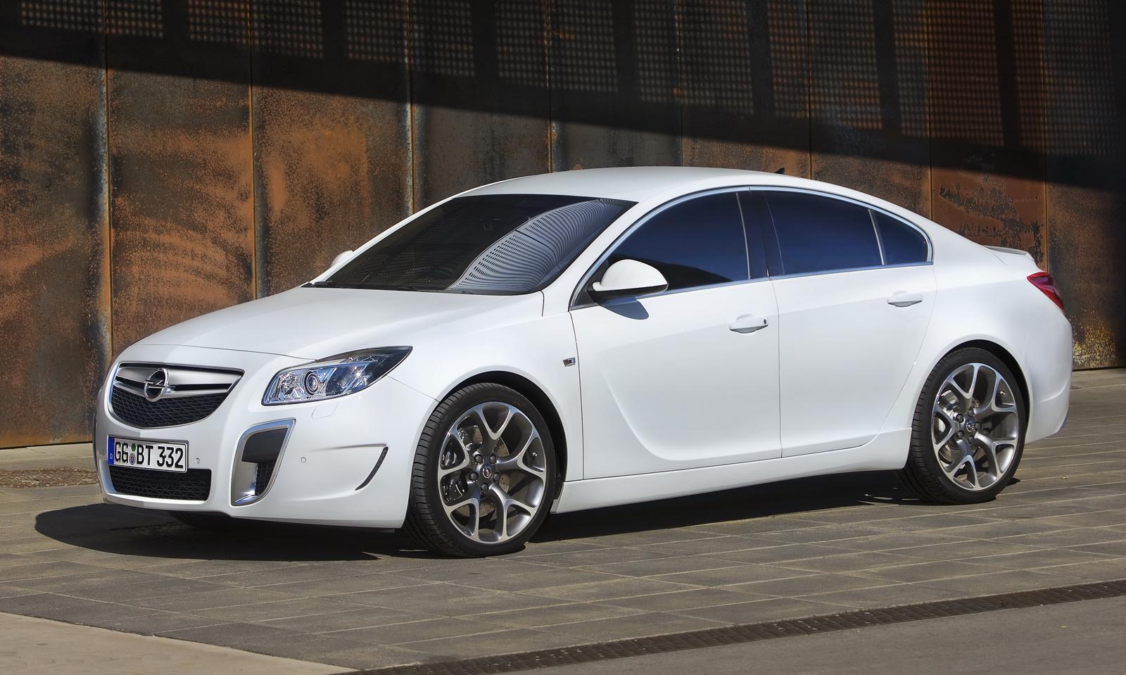 Opel Insignia OPC é revelado | Pit Stop