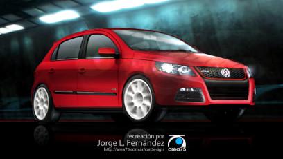 Segredo: VW Gol GTi pode ter motor 1.4 de 180 cv Projecaogolgti