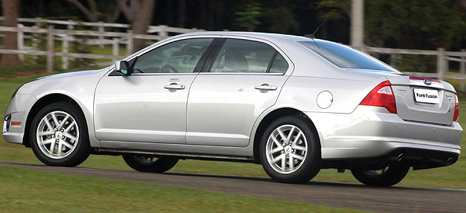 ford fusion 2010 passa por recall pit stop. Cars Review. Best American Auto & Cars Review