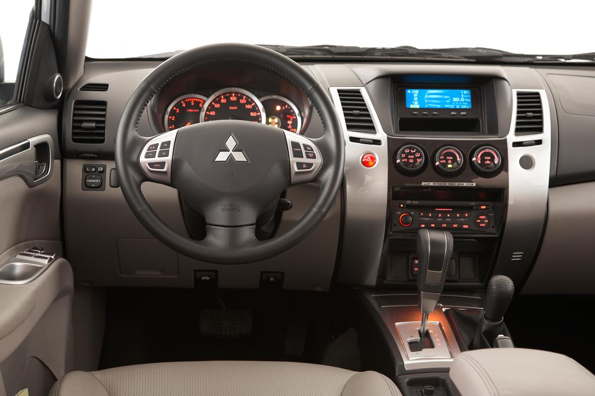 Mitsubishi Lan 231 A Pajero Dakar No Brasil Por R 152 900