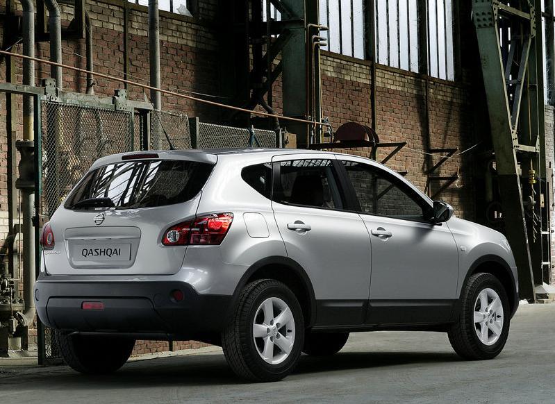 Nissan qashqai deve chegar ao brasil em novembro custando for Interno qashqai