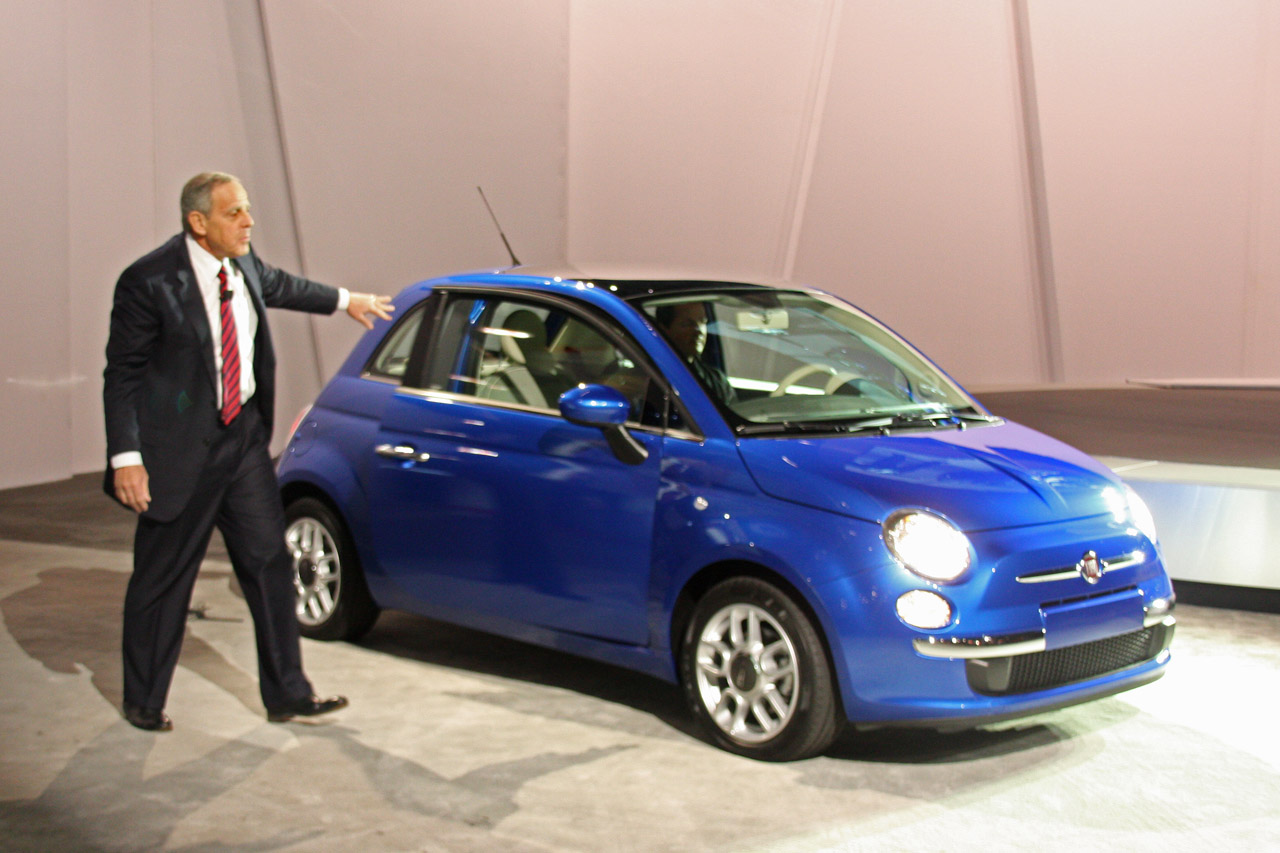 President of chrysler and fiat