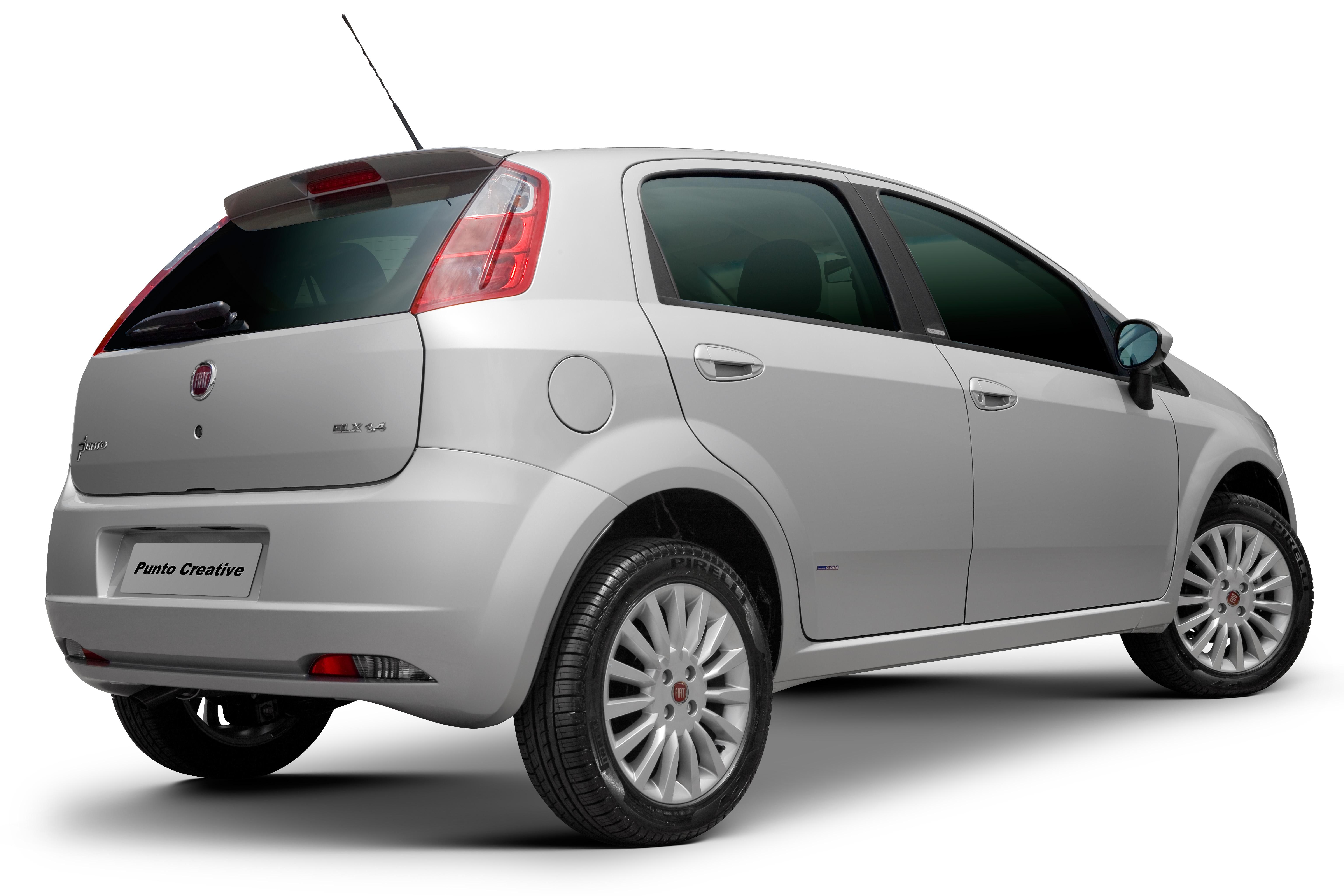 Fiat Punto Elx Ganha Novos Kits Opcionais Pit Stop