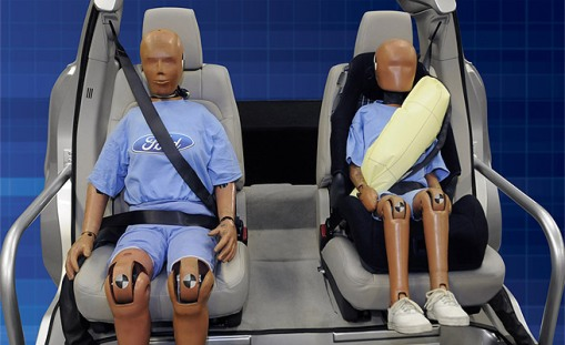 cinto airbag-ford