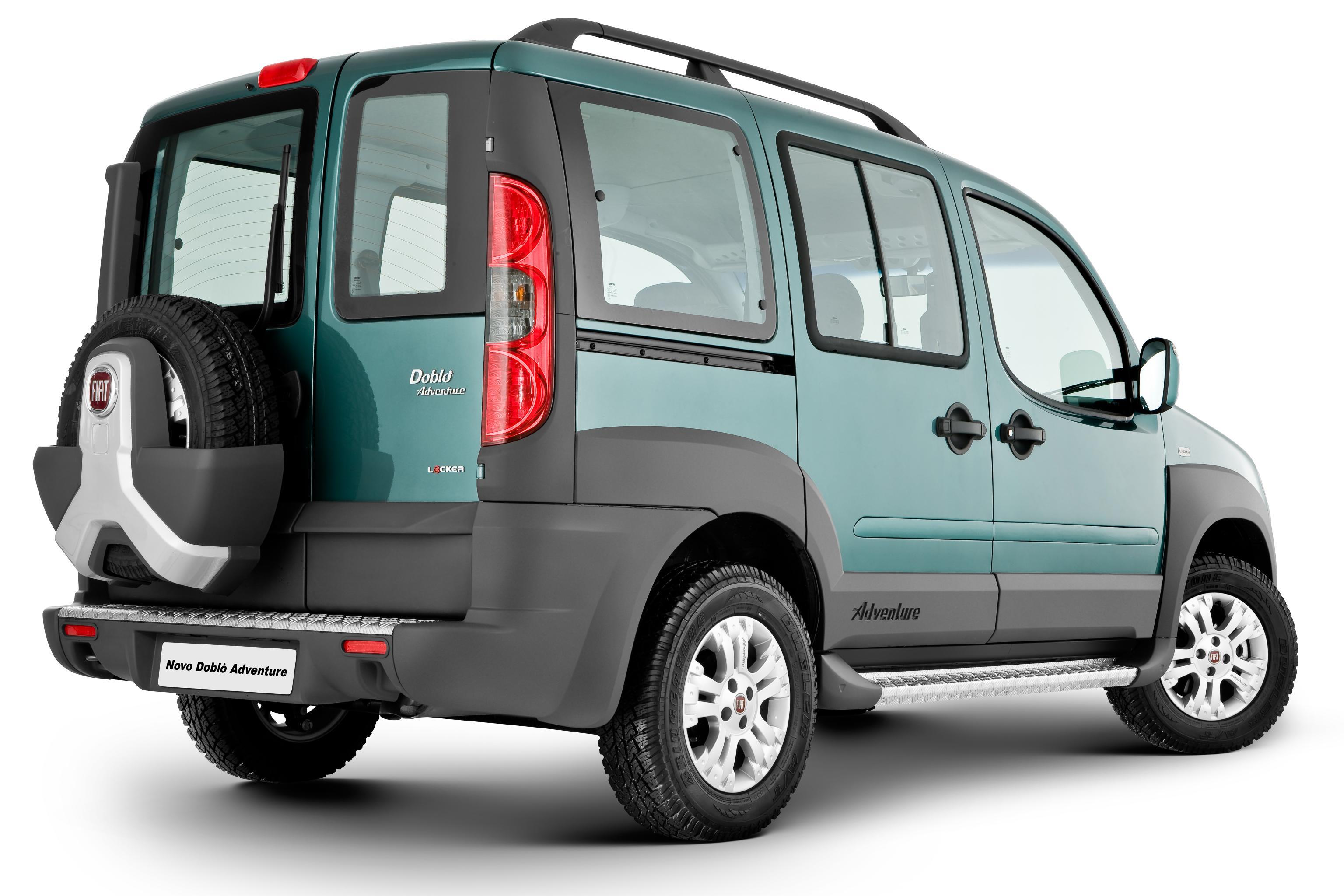 Fiat apresenta dobl 2010 modelo ganha nova op o de for Dimensiones fiat idea