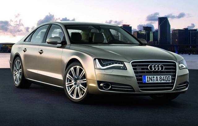 Audi Apresenta Nova Geracao Do Sedan De Luxo Na Europa Pit Stop