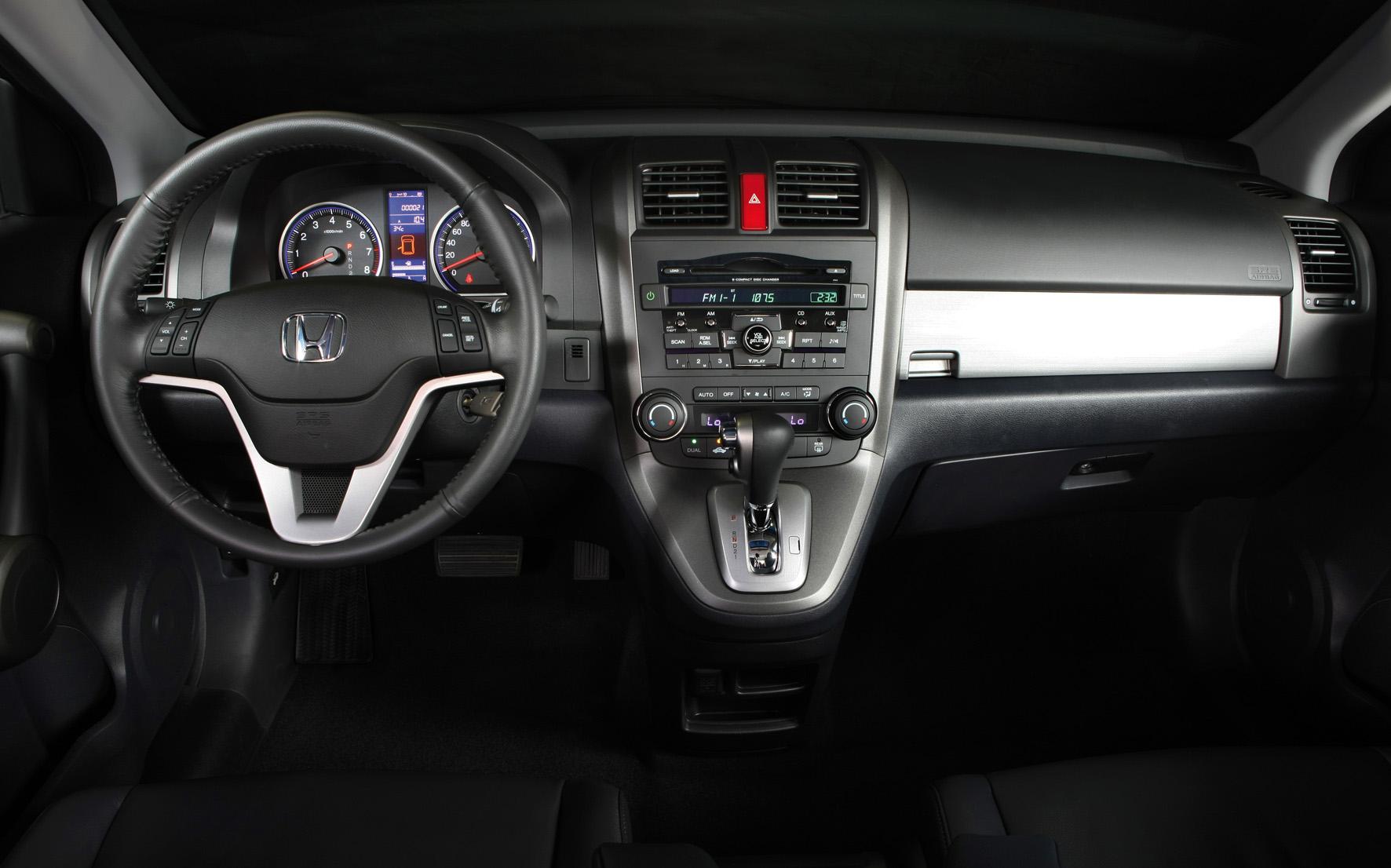 Honda apresenta linha 2010 do cr v no brasil a partir de r for Honda hrv 2010