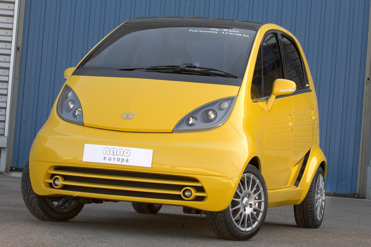 tato nano When tata launched nano it was not just a business opportunity, but also a tool to improve quality of.