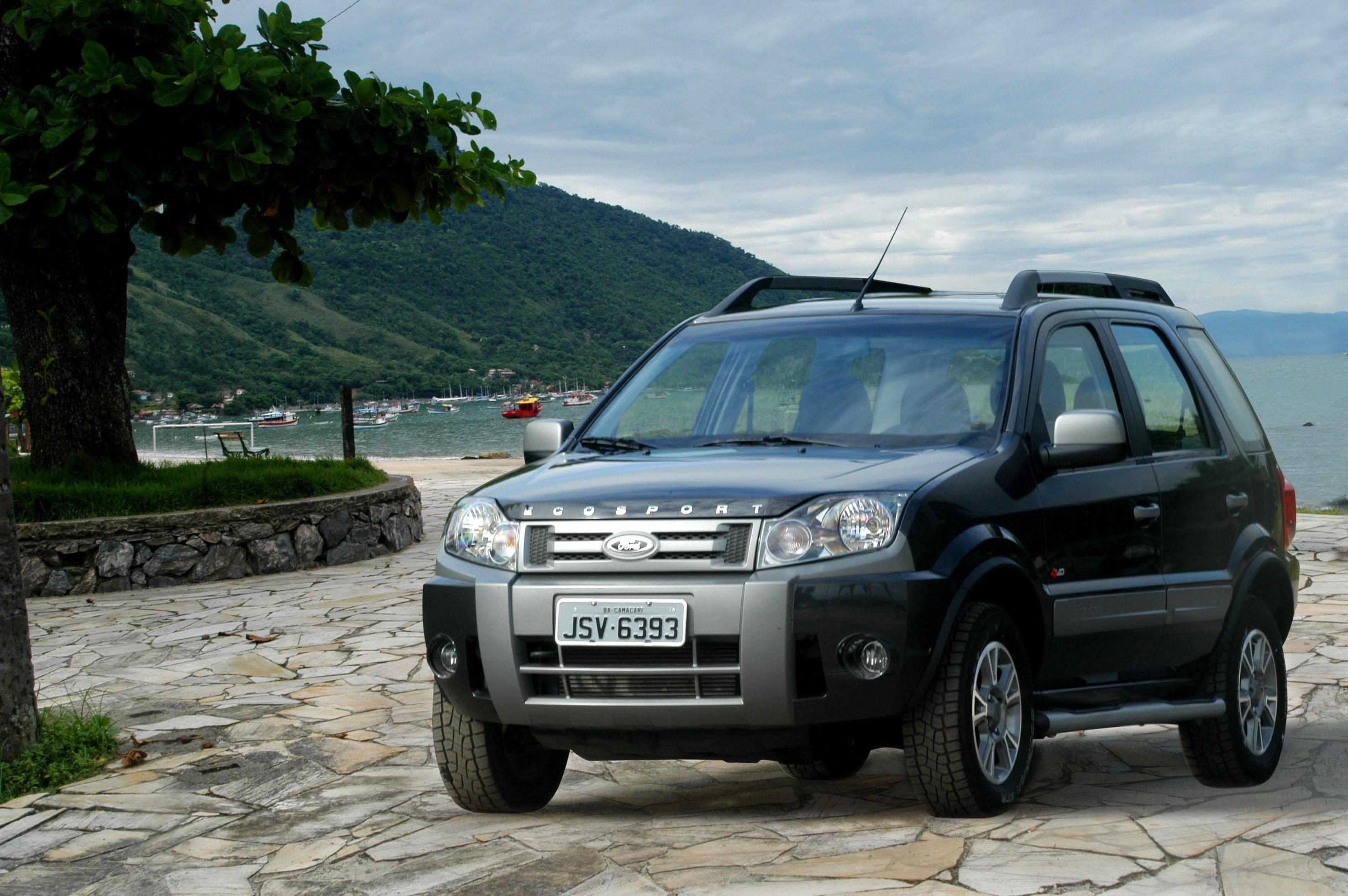 Galeria De Imagens  Ford Ecosport 2011