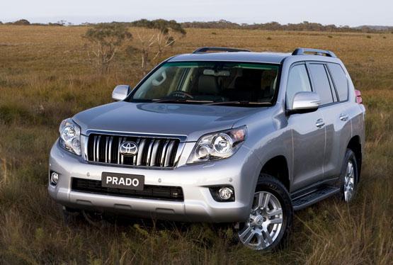 Toyota Prado 2011 chega em outubro com novo motor diesel de 170 cv